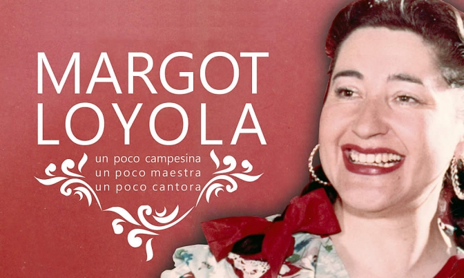 Margot Loyola 1918 - 2015